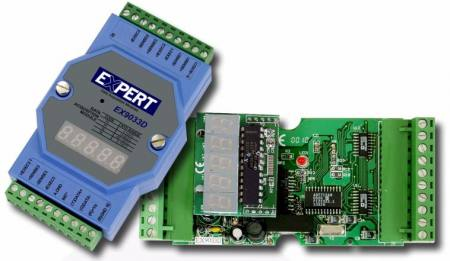 Pt-100 Hőmérsékletmérő modul