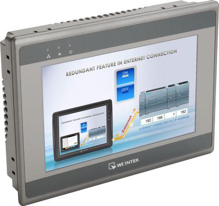 """HMI 7"""" széles képernyő"""